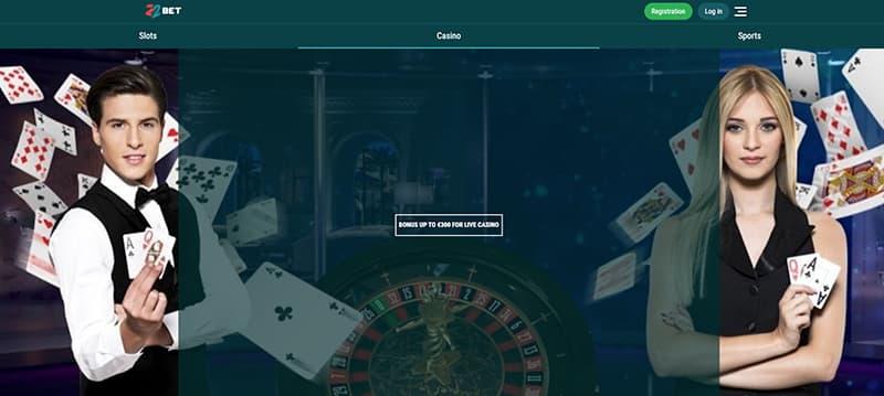 22 bet casino live screenshot