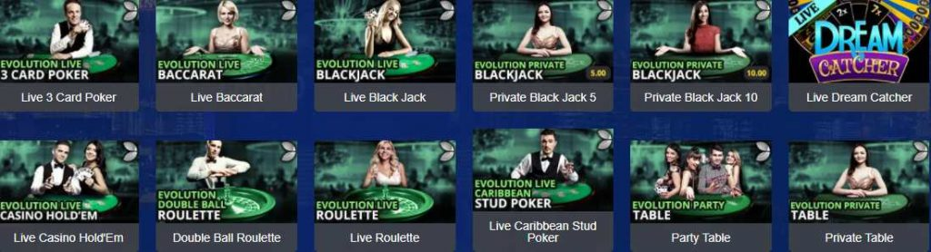 screenshot all slots live casino