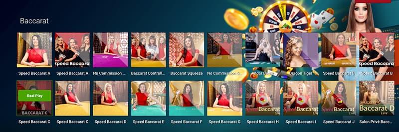 shangri la live casino live screenshot
