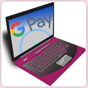 google pay method